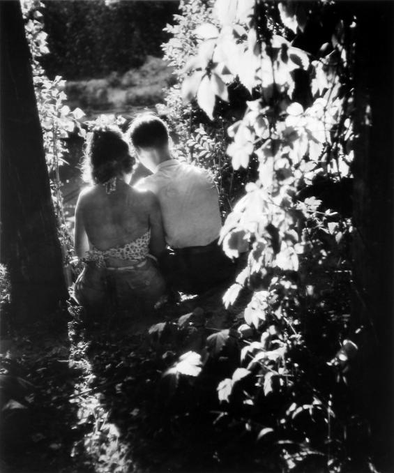 willy ronis 1947 Champigny-sue-Marne
