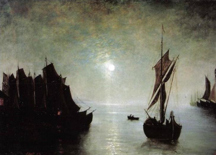 ünlü Türk Ressamların 14 Manzara Resmi