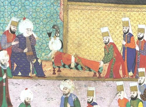 şehzade mustafa öldürülmesi, kanuni sultan süleyman kimdir, kanuni sultan süleyman hayatı