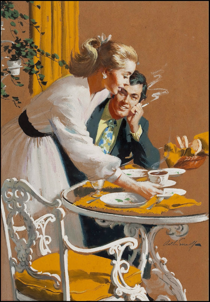 Arthur Sarnoff - How Do You Like Your Coffee