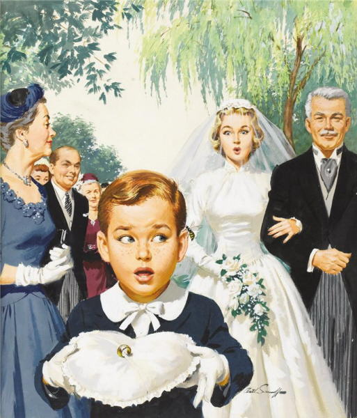 Arthur Sarnoff - Ring Boy