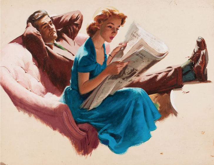 Arthur Sarnoff - Story