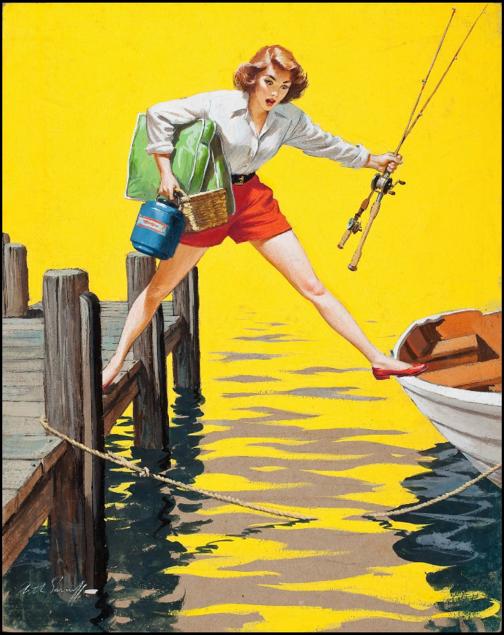 Arthur Sarnoff - The predicament