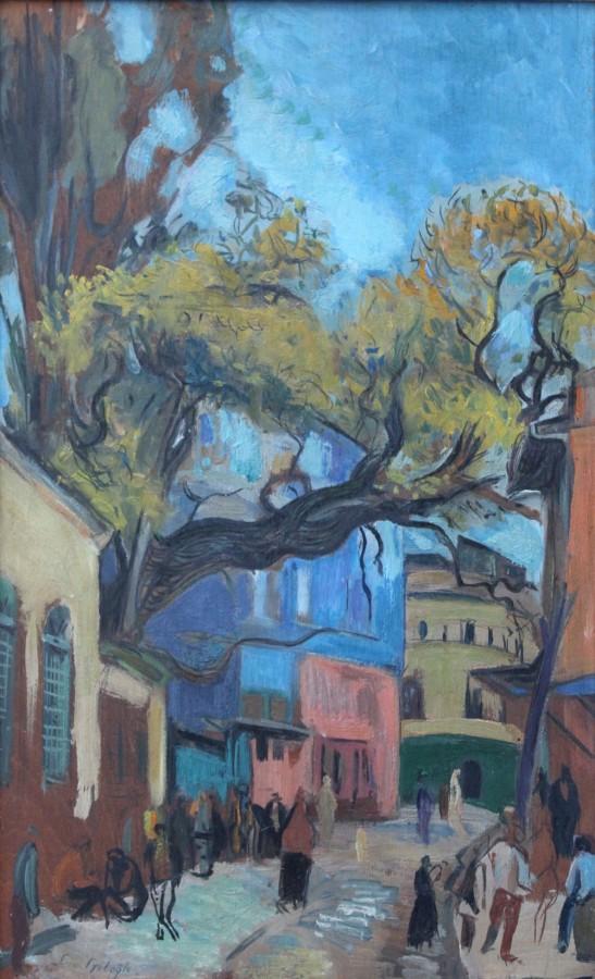 Eren Eyüboğlu - Sokak