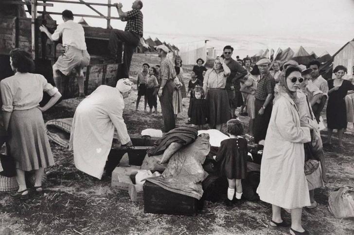 Robert Capa - İsrail 1949
