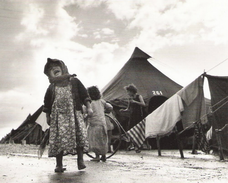 Robert Capa - İsrail 1950