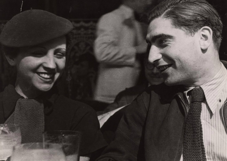 Robert Capa ve Gerda Taro