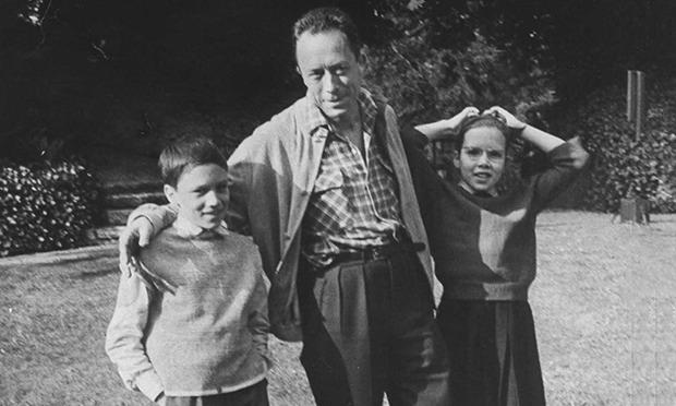 albert camus ve ikiz çocukları