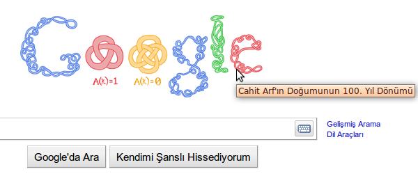 Türk Matematik Dehası Cahit Arfın Hayatı