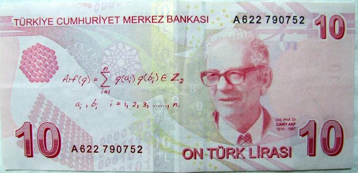 cahit arf matematikçi hayatı teoremleri
