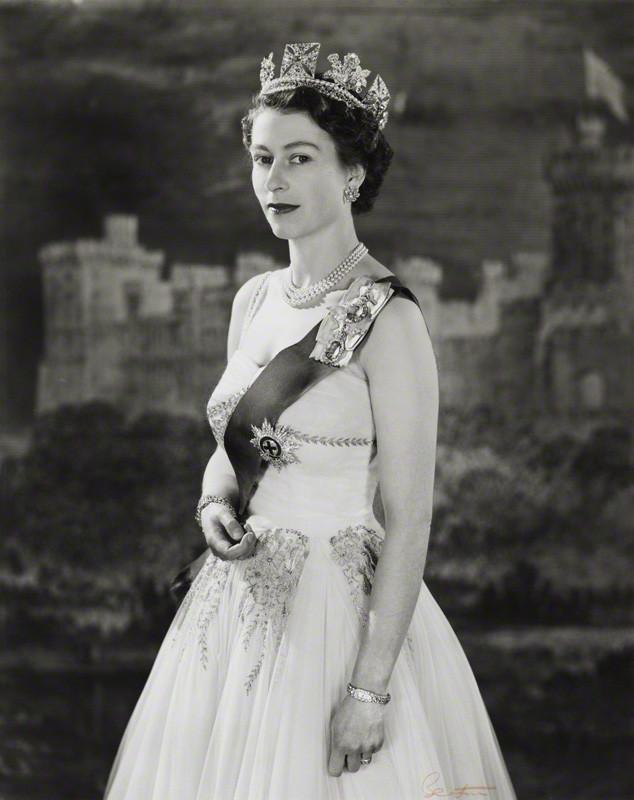 cecil beaton fotoğrafları kraliçe elizabeth