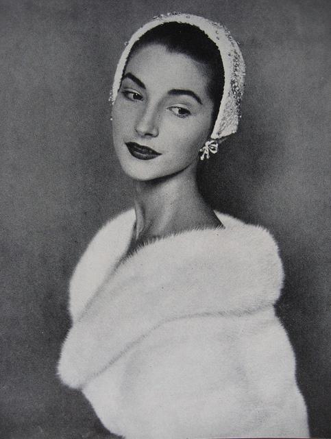 cecil beaton fotoğrafları balerin 1954 vogue