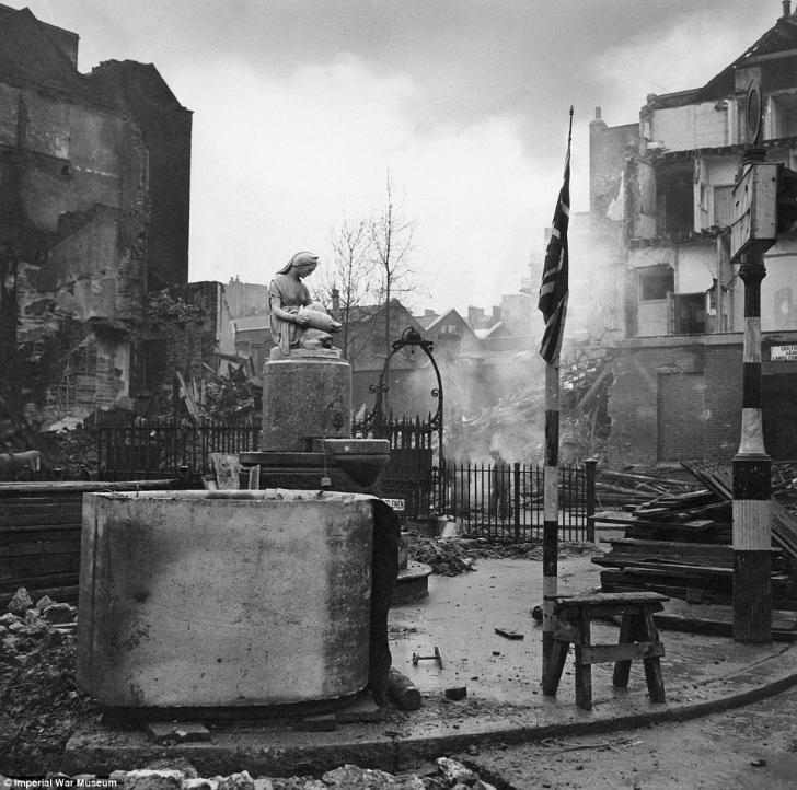cecil beaton fotoğrafları ikinci dünya savaşı