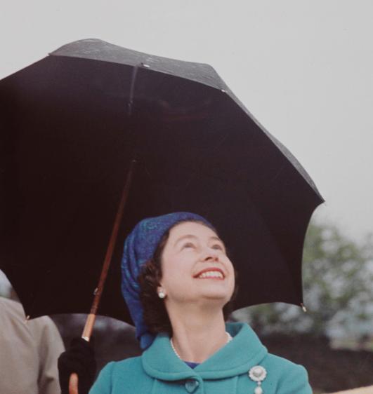 fotoğrafçı eve arnold, kraliçe elizabeth