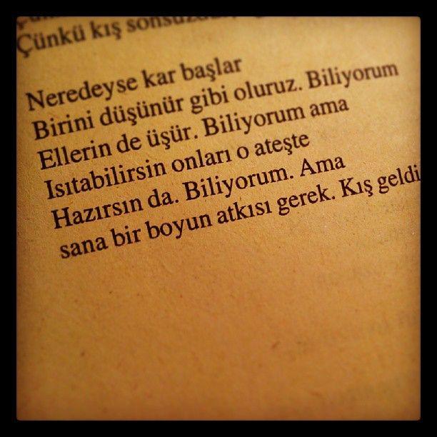 turgut uyar şiirleri