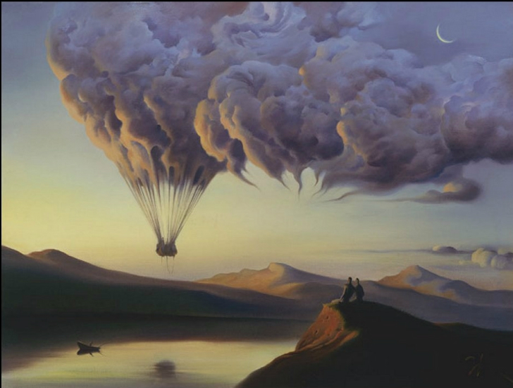 vladimir kush metamorfoz tablo