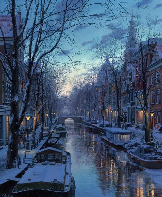 evgeny lushpin, evgeny lushpin resimleri, evgeny lushpin tabloları, temsili gerçekçilik, sanat, resim, ressam, tablo, evgeny lushpin kimdir, evgeny lushpin eserleri
