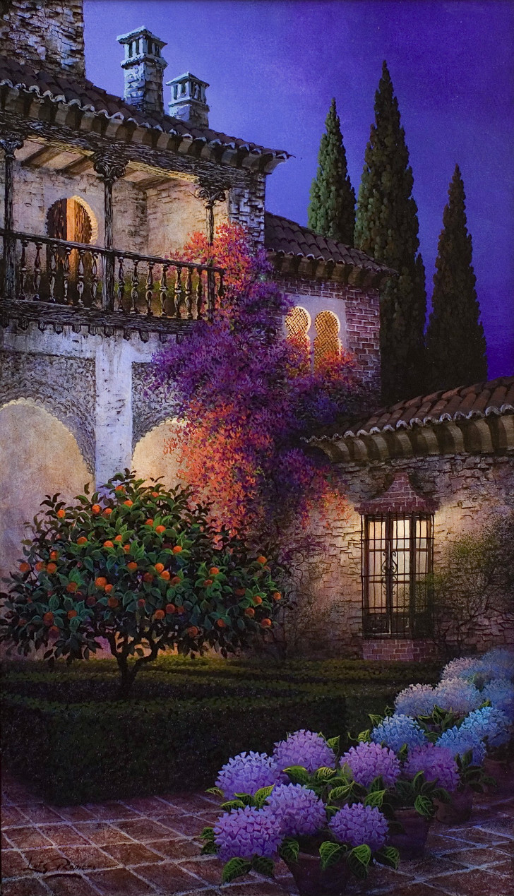 luis romero, luis romero resimleri, luis romero tabloları, luis romero kimdir, luis romero eserleri