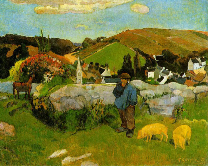 paul gauguin, paul gauguin resimleri, paul gauguin eserleri, paul gauguin kimdir, paul gauguin tabloları, paul gauguin ressam