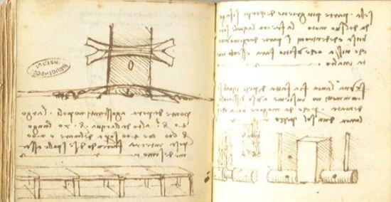 leonardo da vinci köprü taslağı, II. bayezid, osmanlı imparatorluğu
