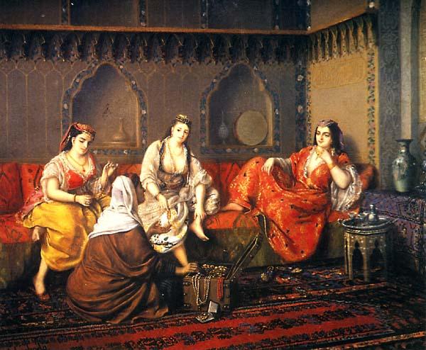 osmanlıda harem, osmanlı haremi, osmanlıda harem hayatı, valide sultan, haseki sultan, topkapı sarayı, harem ağası, harem