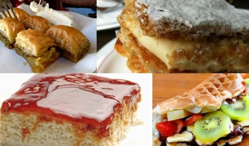 istanbul tatlıcıları, istanbulda nerede tatlı yenir, en iyi tatlıcılar