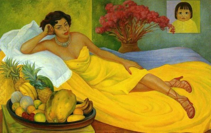 Diego Rivera, Doña Elena Flores de Carrillo