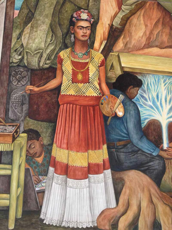 Diego Rivera, Frida