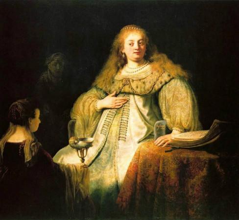 Rembrandt-Artemisia-1634