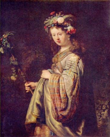 Rembrandt-Flora-1634