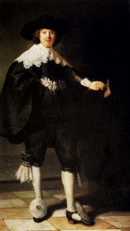 Rembrandt-Portrait-of-Maerten-Soolmans-1634