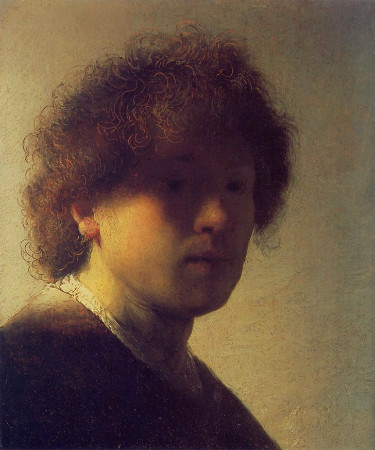 Rembrandt-Self-Portrait-1628