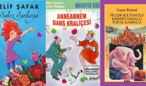 çocuk edebiyatı yazarları
