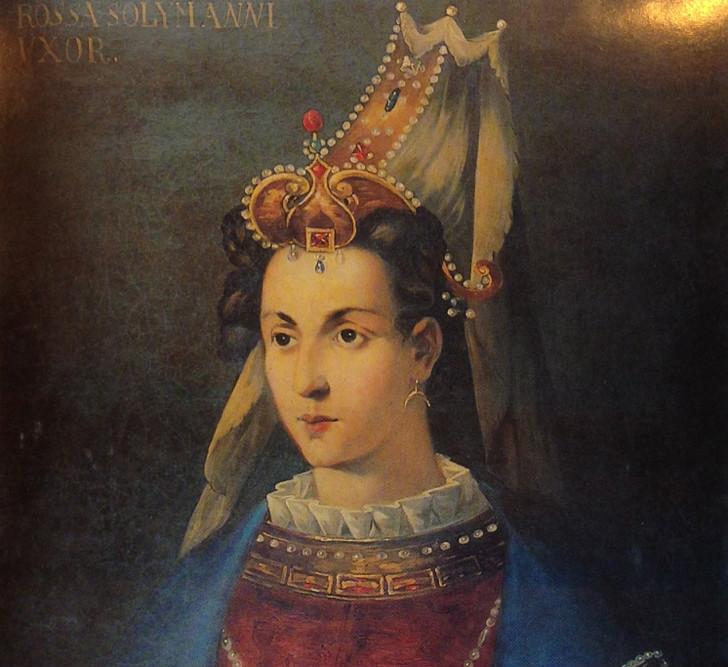 hürrem sultan, tarihte kadın liderler, tarihte kadın hükümdarlar, türk tarihi, türk kadın liderler
