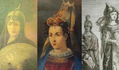 tarihte kadın liderler, tarihte kadın hükümdarlar, türk tarihi, türk kadın liderler