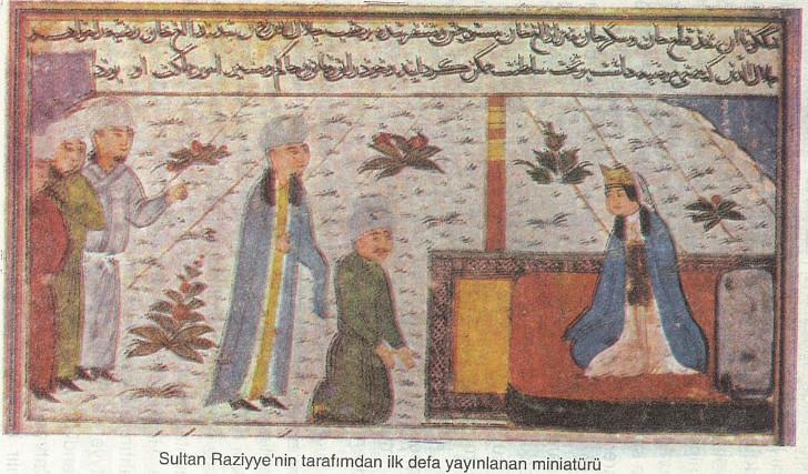 raziye sultan, tarihte kadın liderler, tarihte kadın hükümdarlar, türk tarihi, türk kadın liderler
