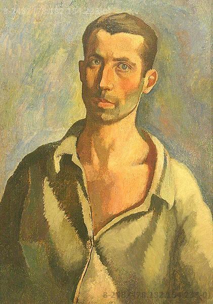sabri berkel, türk ressamlar, portre resimleri, portre nedir, portre tablolar, resim, ressam, tablo, otoportre