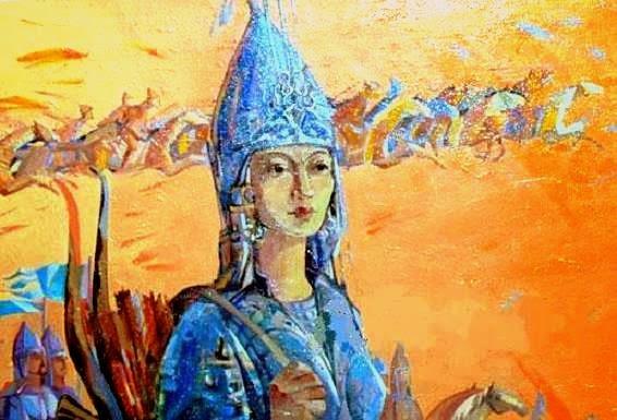 tomris hatun, tarihte kadın liderler, tarihte kadın hükümdarlar, türk tarihi, türk kadın liderler
