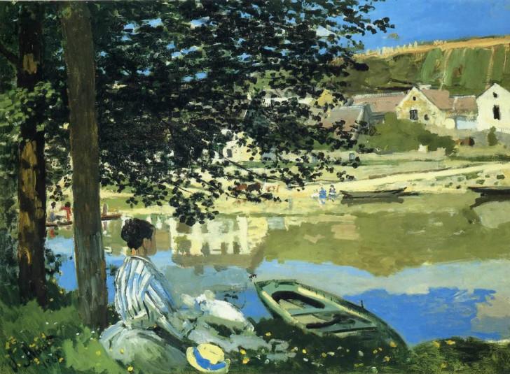 Claude Monet - Nehir