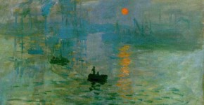 Claude Monet tabloları