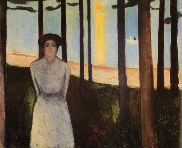 Edvard Munch - Ses