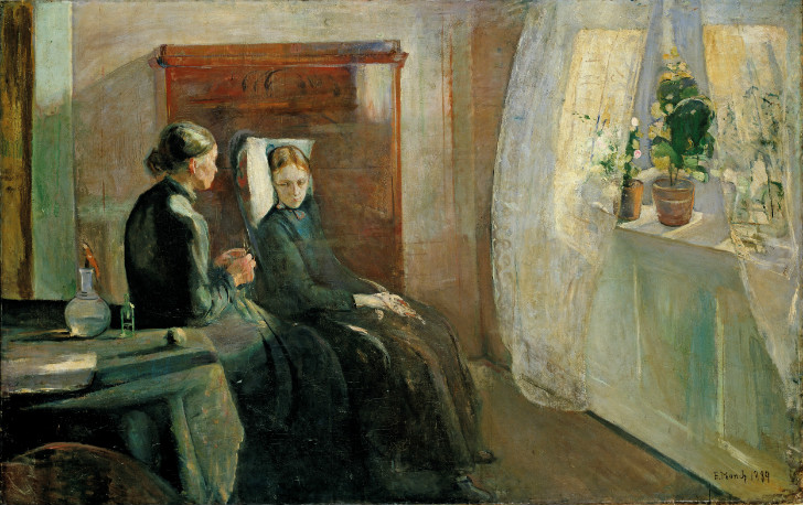 Edvard Munch - Spring