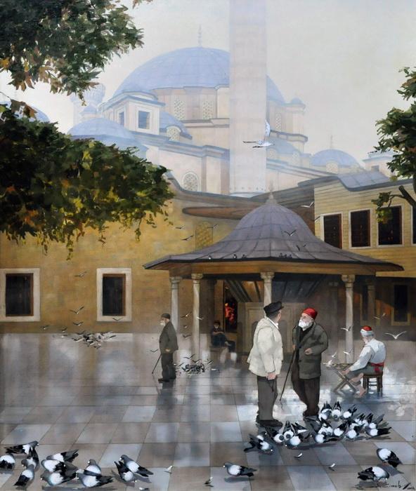 Faruk Cimok - Eyüp Sultan