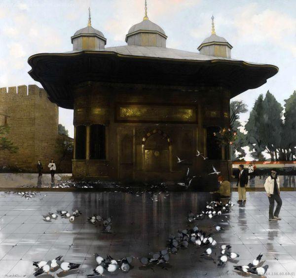 Faruk Cimok - III. Ahmet Çeşmesi