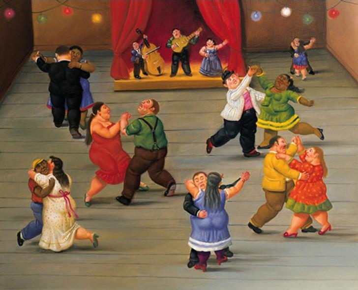 Fernando Botero - Danzatori