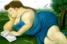 Fernando Botero resimleri