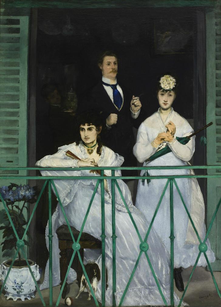 édouard manet - Balkon