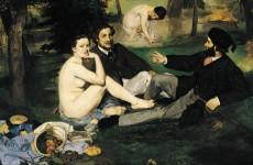 Édouard Manet eserleri
