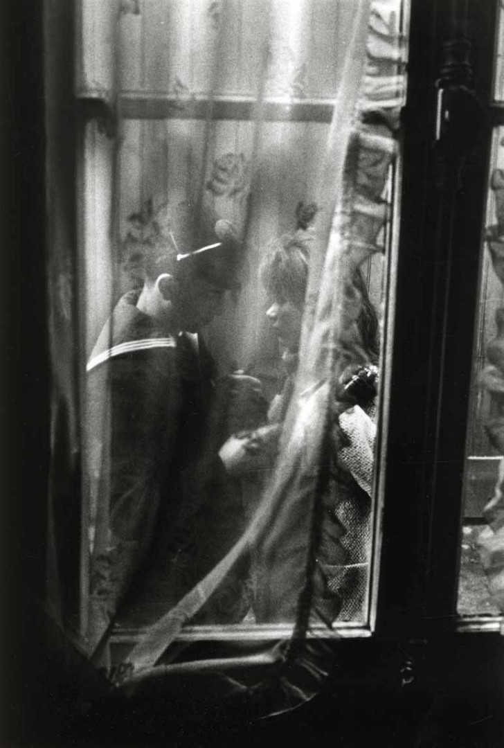 Willy Ronis, Les Adieux Du Permissionaire, 1963