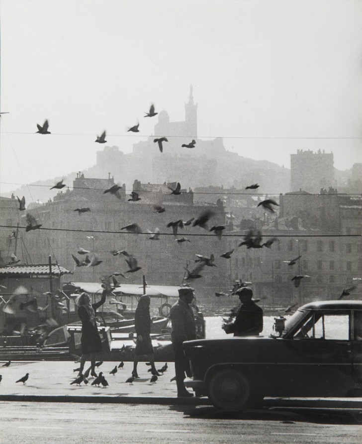 Willy Ronis, Marseille, 1963